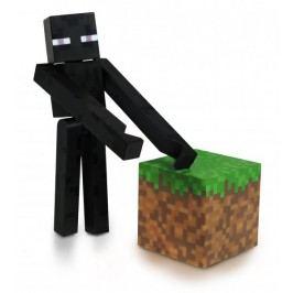 TM Toys Minecraft - Enderman sběratelská figurka s doplňky