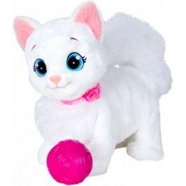 Mikro hračky Bianca plyšová kočička 25 cm