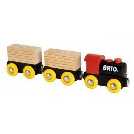 Brio Klasic, vlaková souprava