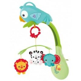 Fisher-Price KOLOTOČ 3 V 1 RAINFOREST
