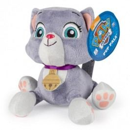 Spin Master Paw Patrol Plyšová figurka šedá kočička
