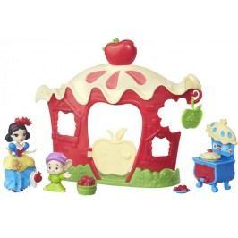 Disney Mini hrací set s panenkou - Sněhurka