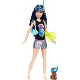 Mattel Barbie Magický delfín Sestřičky Skipper