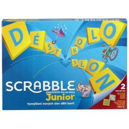 Mattel Scrabble junior CZ
