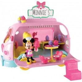 Mikro hračky Minnie auto cukrárna