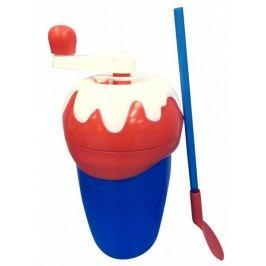 Chill Factor Milkshake Maker výroba mléčného koktejlu červená/modrá