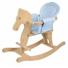 Bayer Chic Koník houpací modrý