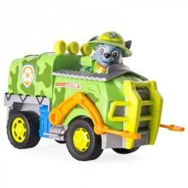 Spin Master Paw Patrol Základní tématické vozidlo Rocky zelené