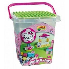 Unico Velký box s kostkami Hello Kitty