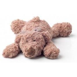 Lumpin Medvěd Lumpin s mašlí, ležící