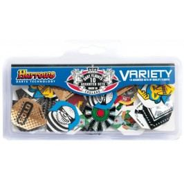 Harrows Variety Pack 10 sets flight