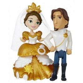 Disney Mini princezna tématický set Locika