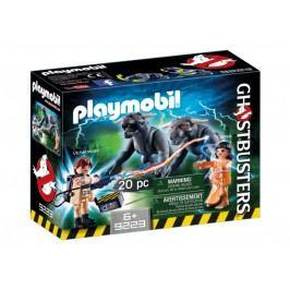 Playmobil 9223 Venkman a psi