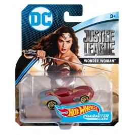 Hot Wheels DC Kultovní angličák Wonder Woman