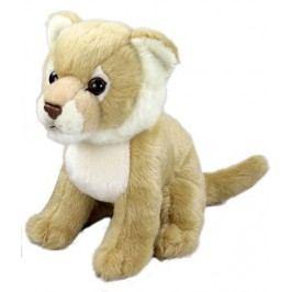 Rappa Plyšová lvice sedící, 20 cm