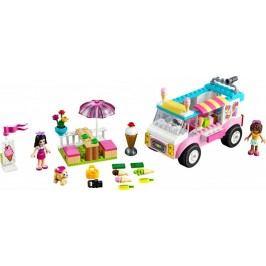 LEGO® Juniors 10727 Emma a zmrzlinářská dodávka