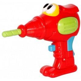 Eddy Toys Vrtačka, červená