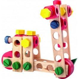 Woody Montážní stavebnice - konstruktér 100ks - II. jakost