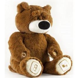TM Toys Medvídek Teddy interaktivní tmavý