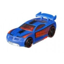 Hot Wheels Tématické auto Marvel Spiderman Power Rage