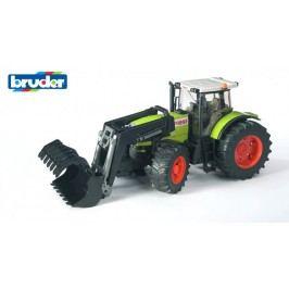 Bruder Farmer - traktor Claas Atles 936 RZ s předním nakladačem