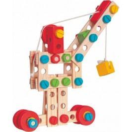 Woody Montážní stavebnice v kyblíku