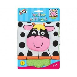 Galt Dětská knížka s kousátkem - na farmě