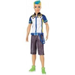 Mattel Barbie Ken ve světě her