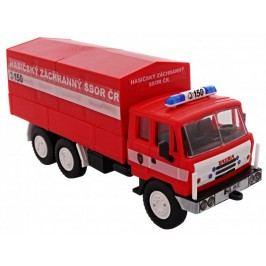 Monti Systém Stavebnice 74 Tatra 815 hasiči ČR 1:48