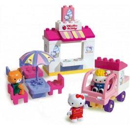 Unico Stavebnice Hello Kitty - zmrzlinářka