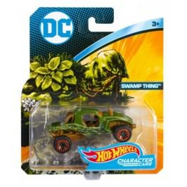 Hot Wheels DC Kultovní angličák Swamp Thing