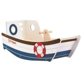 Hape Houpací loď dřevěná