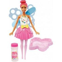 Mattel Barbie Bublinková víla černoška