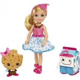 Mattel Barbie Chelsea a sladké dobroty Cookie