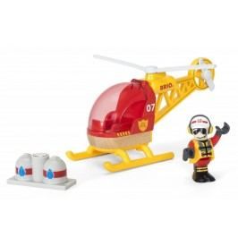 Brio Vrtulník hasiči
