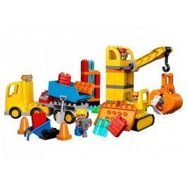 LEGO® DUPLO 10813 Velké staveniště