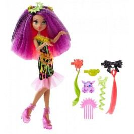 Monster High Clawdeen Wolf s Monstrózními vlasy