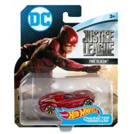 Hot Wheels DC Kultovní angličák The Flash