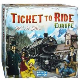 ADC Blackfire Ticket to Ride Europe
