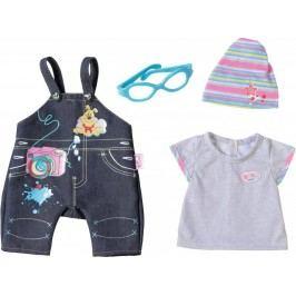BABY born Džínová souprava, kalhoty