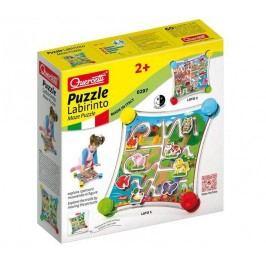 Quercetti Puzzle Labirinto 0297 - II. jakost