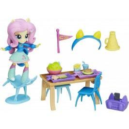 Equestria Girls hračka - tematický hrací set - Fluttershy