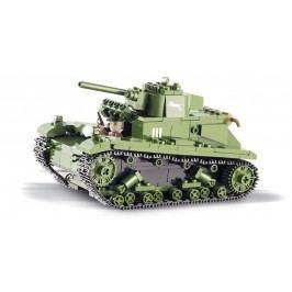 Cobi SMALL ARMY II WW Polský tank 7TP