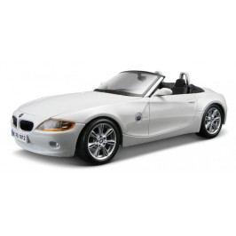 BBurago BMW Z4 (1:24) - stříbrné