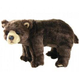 Rappa Plyšový medvěd stojící, 40 cm