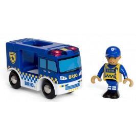 Brio Policejní dodávka