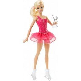 Mattel Barbie povolání Krasobruslařka