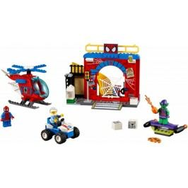 LEGO® Juniors 10687 Spider-Manova skrýš