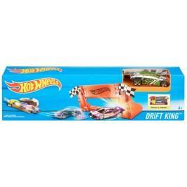 Hot Wheels Hrací souprava ohromný skok Drift King