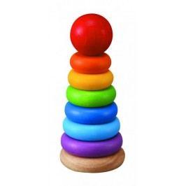 Plan Toys Stohovací kroužky